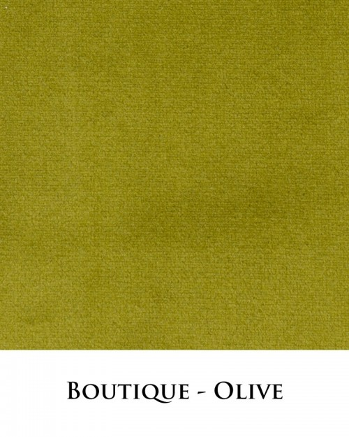 Boutique Fabric - Olive