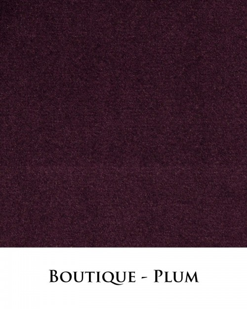 Boutique Fabric - Plum