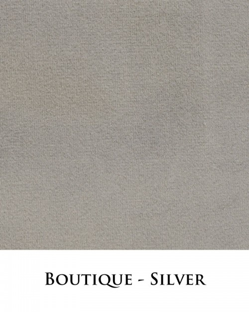 Boutique Fabric - Silver