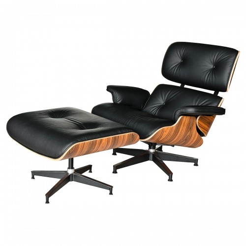 Eames Style Rosewood Chair