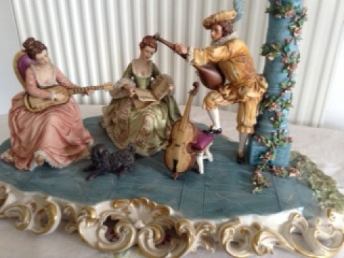 Capodimonte Concert Group by G.Pellati