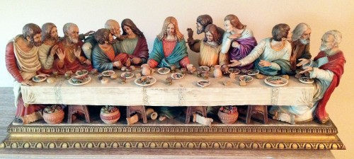 The Last Supper by Giacomo Leotti