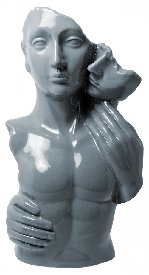 Lovers Torso Bust