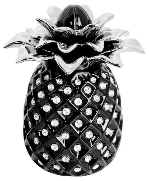 Ceramic Pineapple Large Jar