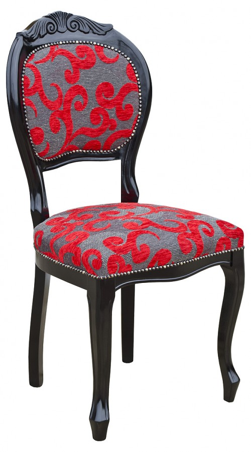 Crested Spoonback Dining Chair