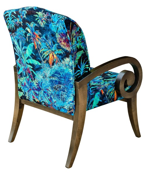 Mira Tropical Lounge Chair