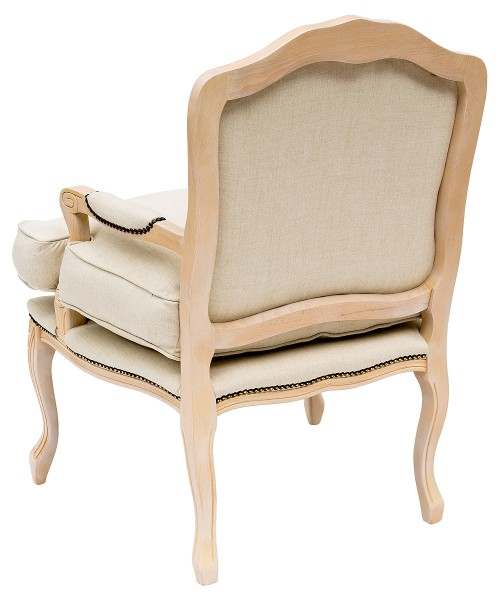 Regence Arm Chair Back