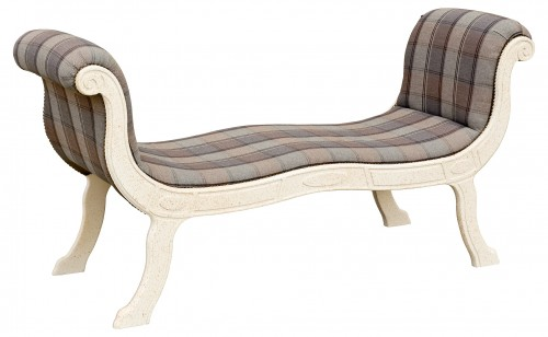 Julius Curved Chaise
