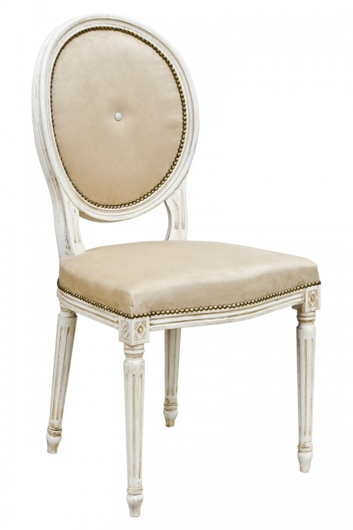 Georgian Dining Chair Bespoke in C.O.M