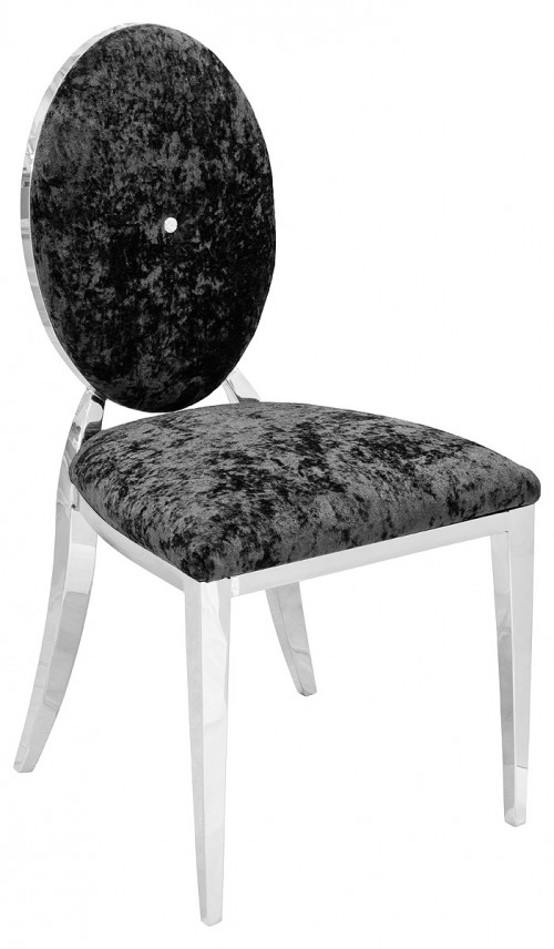 Silvia Dining Chair - Single Stud Option