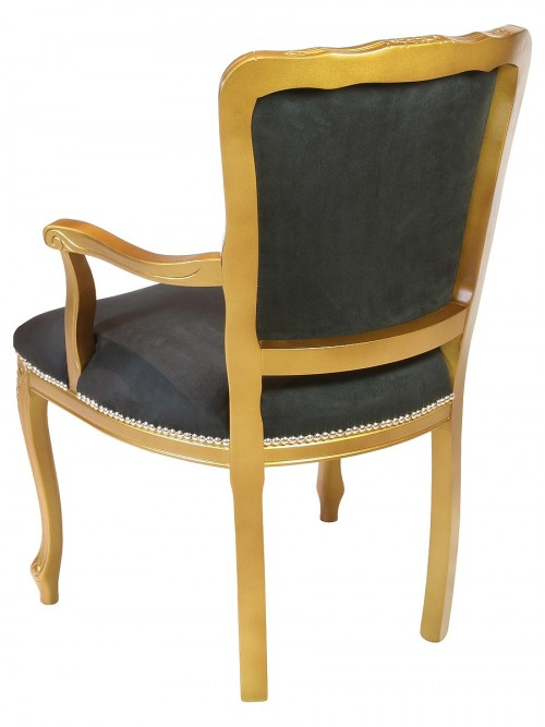 Boudoir Chair - Back View