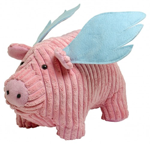 Flying Pig Door Stop