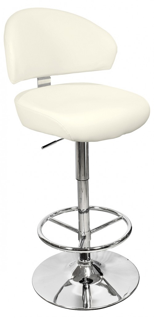Casino Bar Stool in Cream