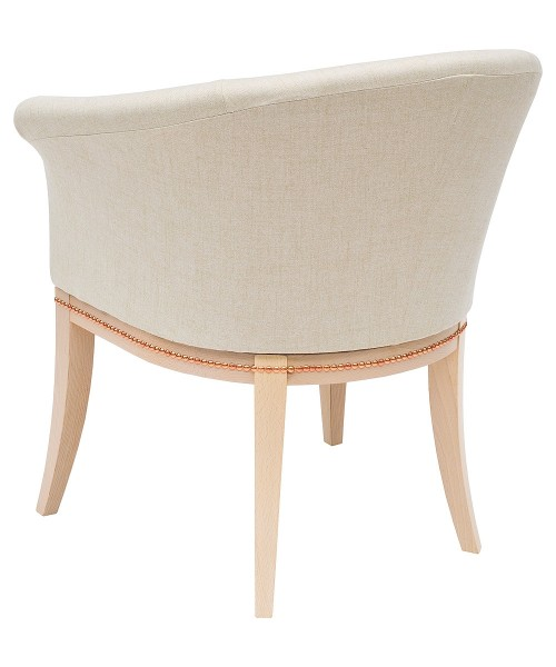 Irene Tub Chair - Back