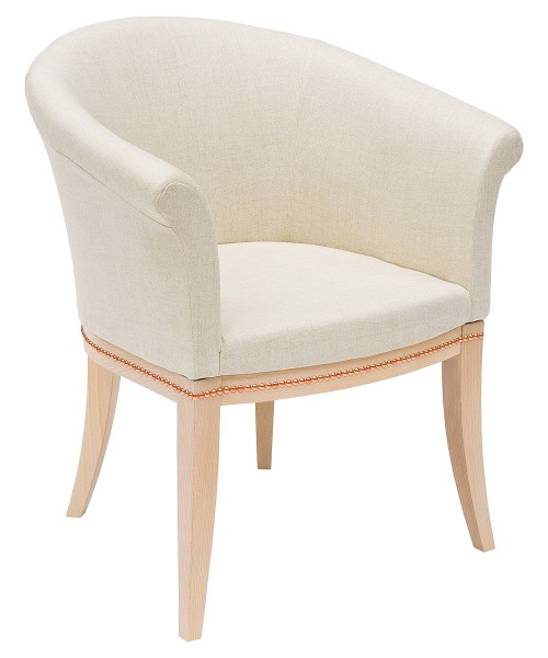 Irene Tub Chair - Front