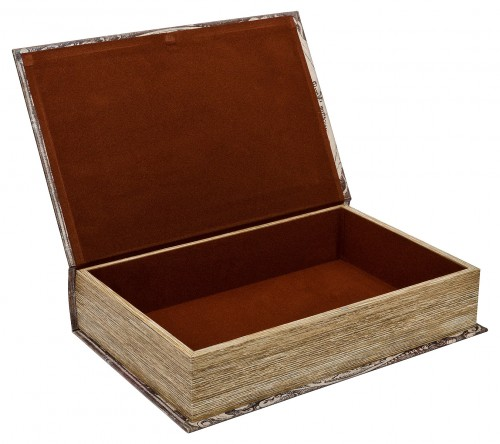 The All Hallows Medicine Show Storage Book Box - Opened