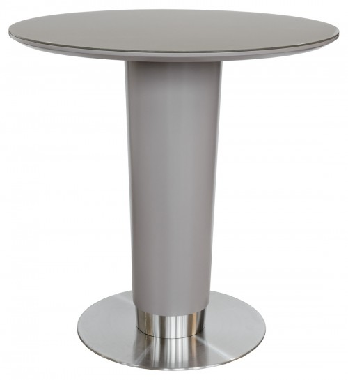 Boston Bar Table in Grey