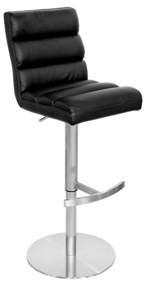 Bianca Bar Stool - Black
