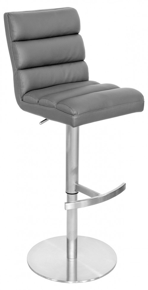 Bianca Bar Stool - Grey
