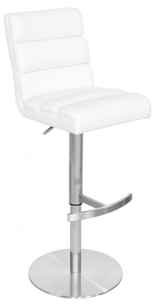 Bianca Bar Stool - White