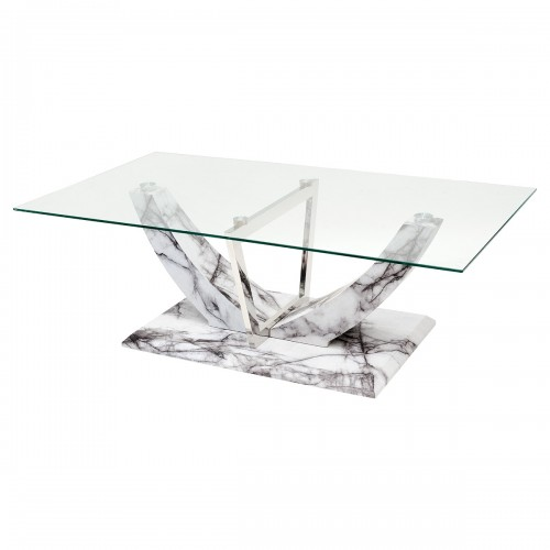 Jericho Marble Style Coffee Table
