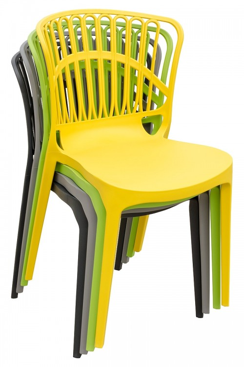 Eden Garden Stacking Chair