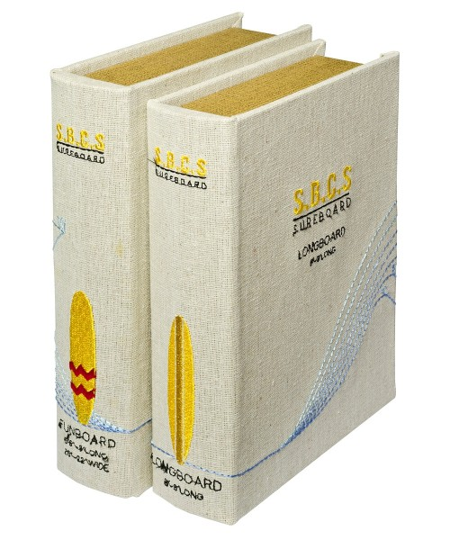 Funboard & Longboard Storage Book Box Set (sold separately)
