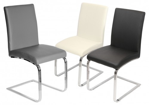 Sprung Steel Dining Chair