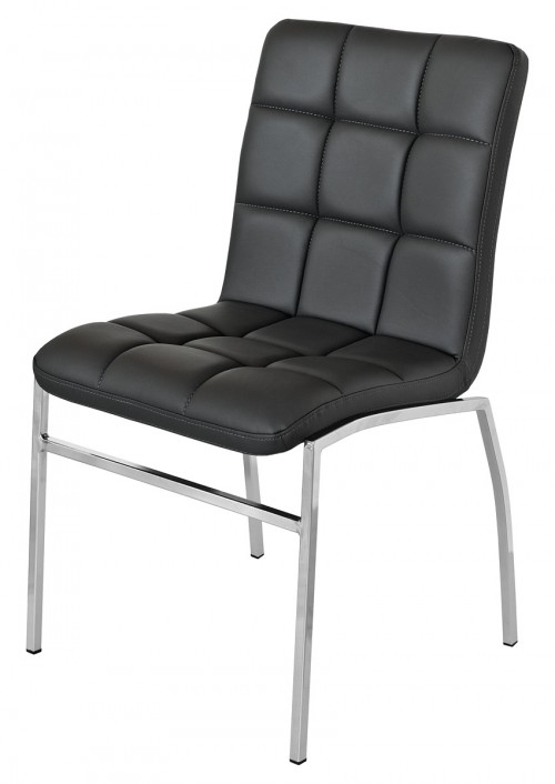 Coco Dining Chair - Black