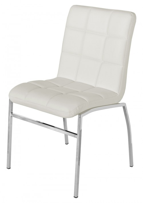 Coco Dining Chair - White