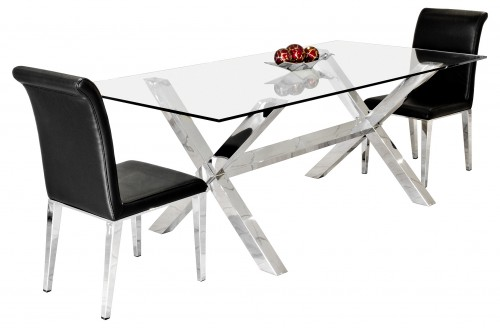 Crossly Rectangular Dining Table ...