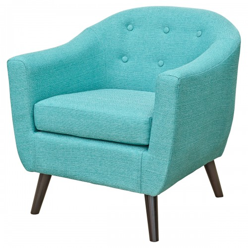 Cleo Tub Chair in Teal