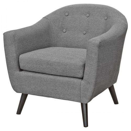 Cleo Tub Chair in Grey