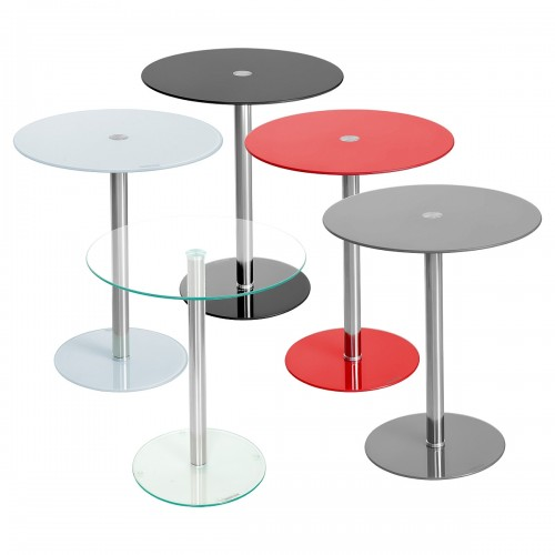 Glass Top Podium Table