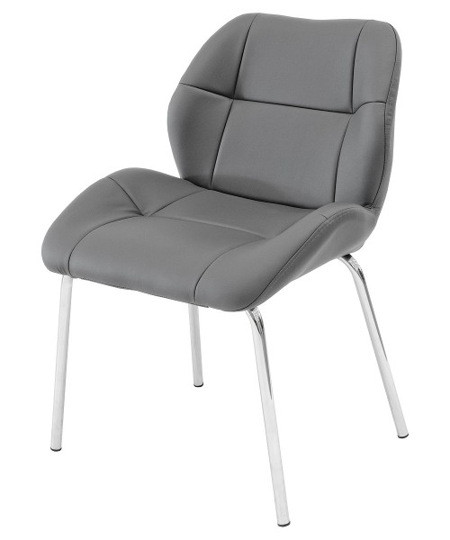 Dinky Bistro Chair in Grey