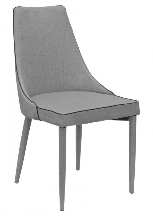 Duncan Dining Chair in Grey