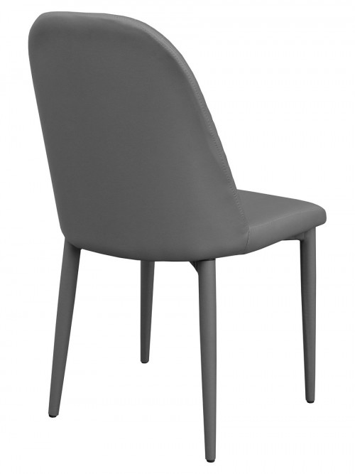 Riversway Dining Chair - Grey - Back