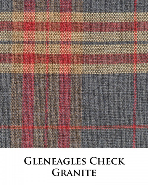 Gleneagles Check - Granite