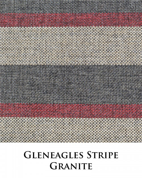 Gleneagles Stripe - Granite