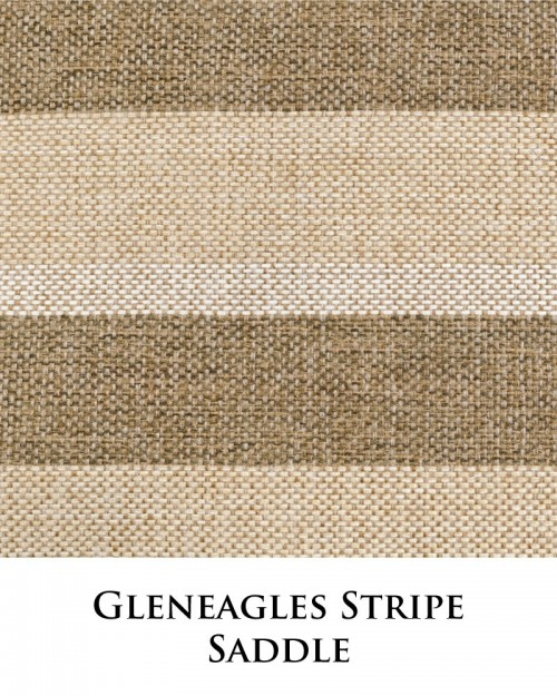Gleneagles Stripe - Saddle