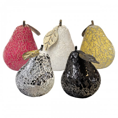 Mosaic Glass Pears