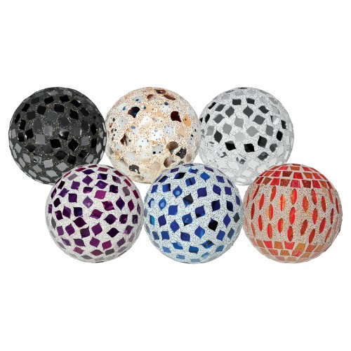 Large Mosaic Polyform Ball