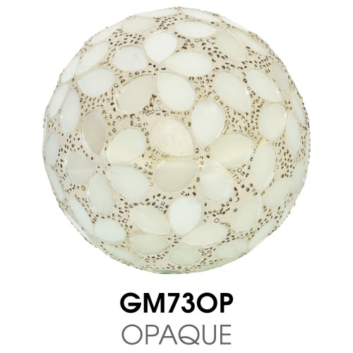 Medium Mosaic Polyform Ball - Opaque