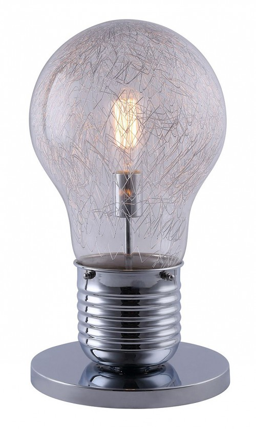 Large Bulb Shaped Table Lamp