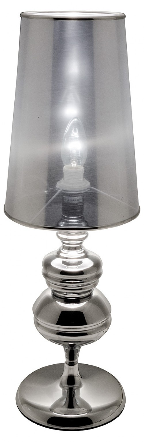 Spirit Silver Table Lamp