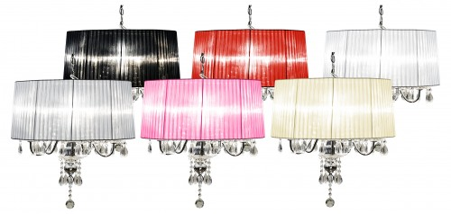 Beaumont Five Light Chandelier