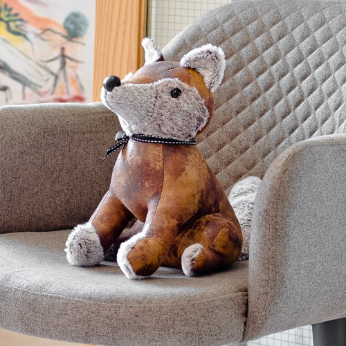 Fox door stop as seen in our showroom