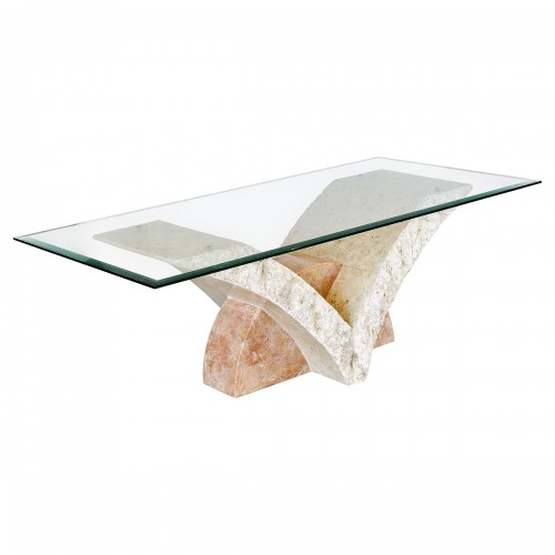 Uranie Mactan Stone Coffee Table