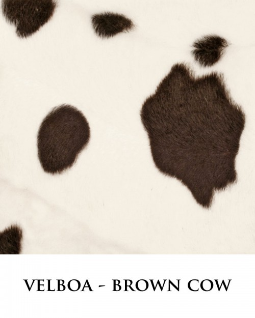 Velboa - Brown Cow