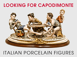 Capodimonte for Sale UK